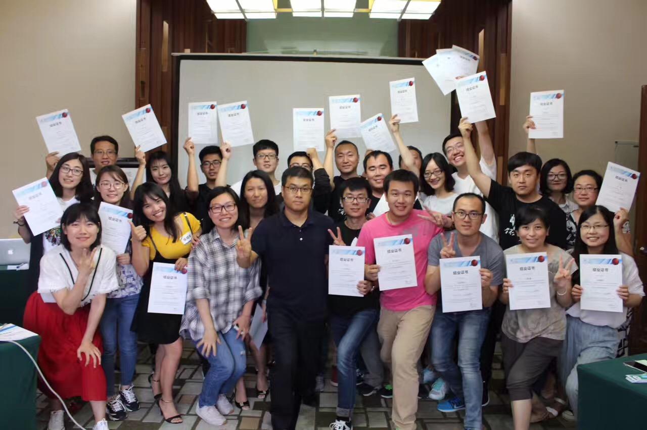 华宇大学星火工程 第二阶段《SUPER演绎高手》 培训师邱伟