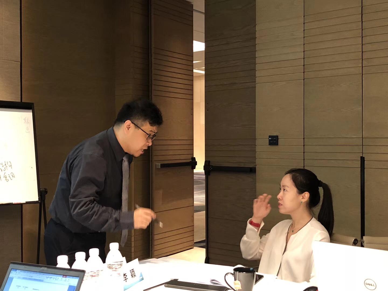 某银行《BEST高能经验萃取》 培训师邱伟