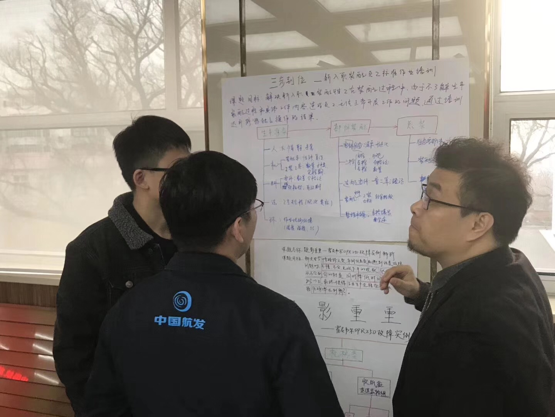 中国航发东安《FAST高效课程开发》2019年第一期第一阶段 培训师邱伟