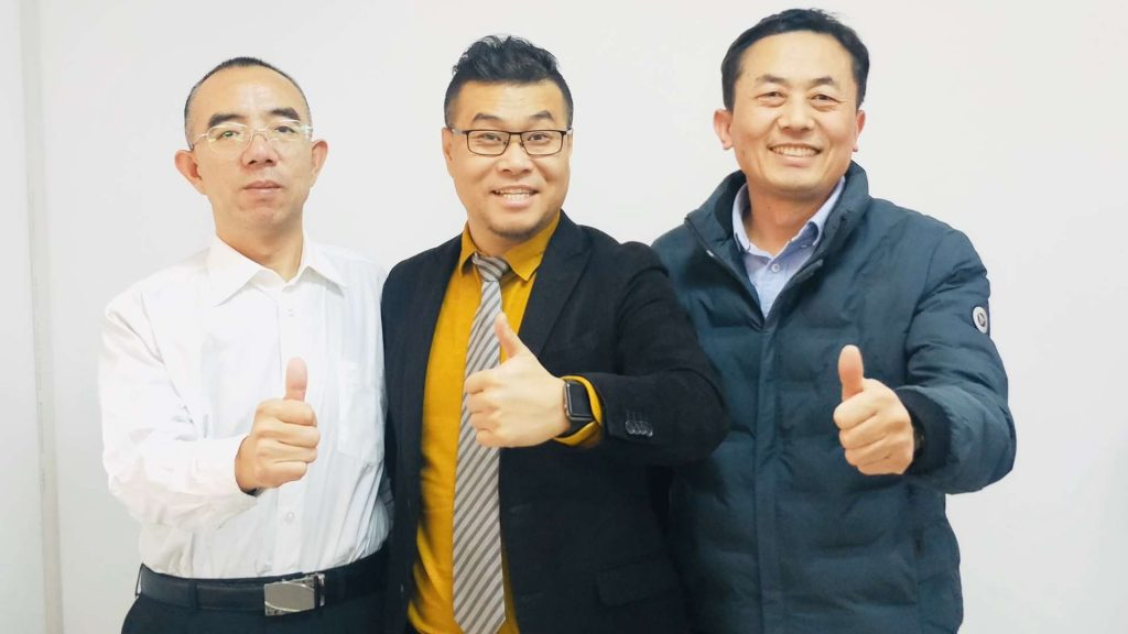 北京海纳川内训师训练营第三阶辅导 培训师邱伟