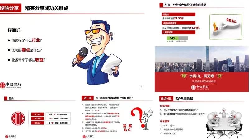 中信银行青岛分行《FAST高效课程开发》 培训师邱伟
